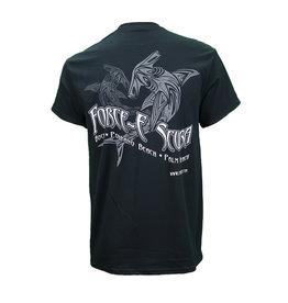 US 1 Trading Co US 1 T-Shirt SS Hammerhead