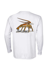 Jessie Jessup Apparel LLC JessieJessup Mens LS Lobster Crave