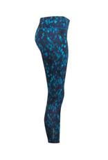 Saltlife LLC SaltLife Sea Legs Leggings Reef Blue