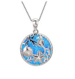 Jessie Jessup Apparel LLC JessieJessup Reef Opal Necklace