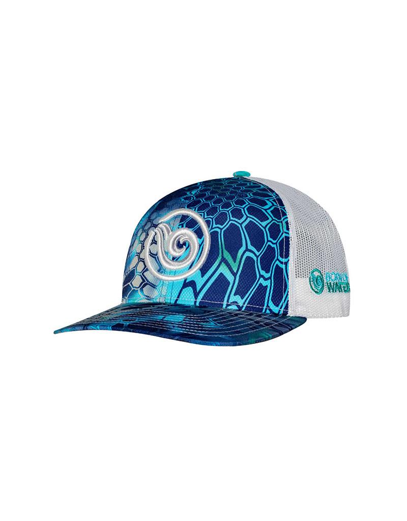 Born of Water Born of Water Kryptek Camo Trucker Hat