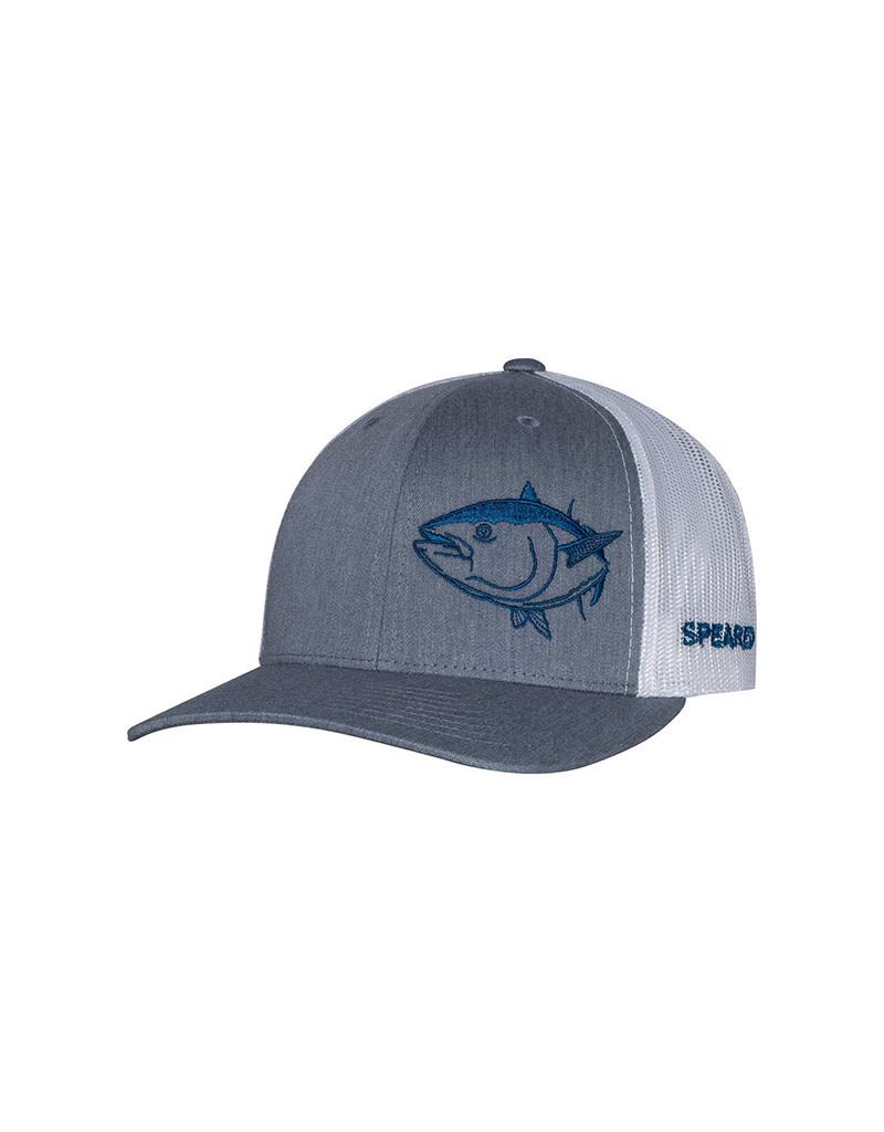 Born of Water Born Of Water Speared Bluefin Tuna Trucker Hat
