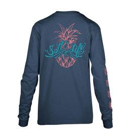 Saltlife LLC Saltlife Salty and Sweet LS Ladies