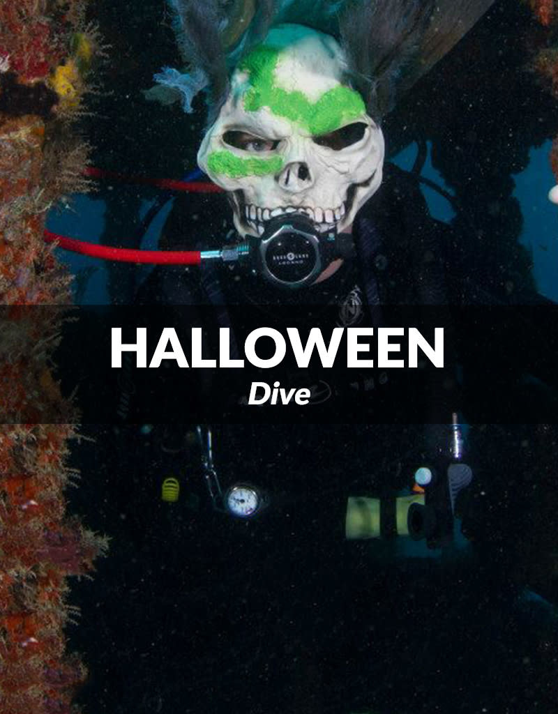 Force-E Scuba Centers Force-E Halloween Dive