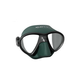 Mares Mares X-Free Mask Grn/Blk