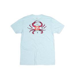 Flomotion Flomotion Flag Crab Tee