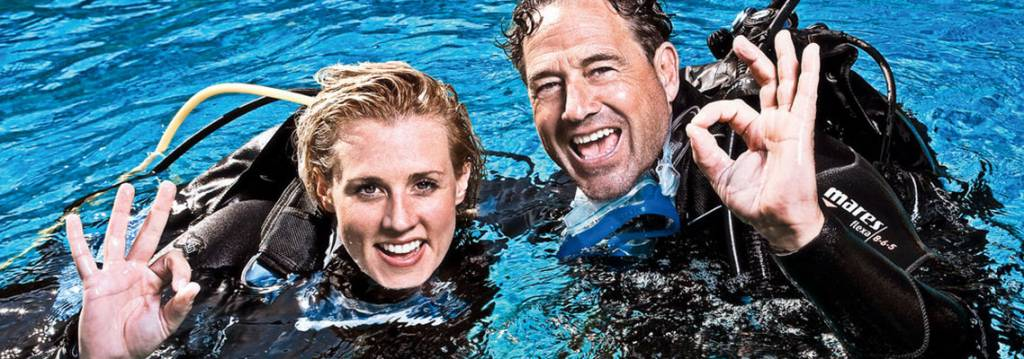 Taking the Plunge with SCUBA