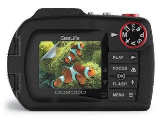 Pioneer Research / SeaLife Sealife Screen Shield