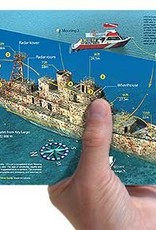 Marine Sports Mfg. Map 3D UW - Duane