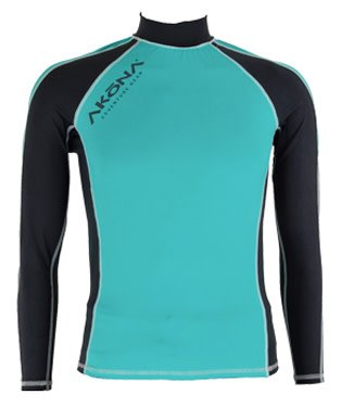 Diversco Akona L/S UV Rash Guards