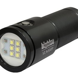 Bigblue Dive Lights BigBlue VL4000P NLA