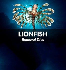 Force-E Scuba Centers Lionfish Removal Dive