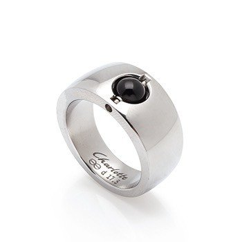 Steel Ring Polished
