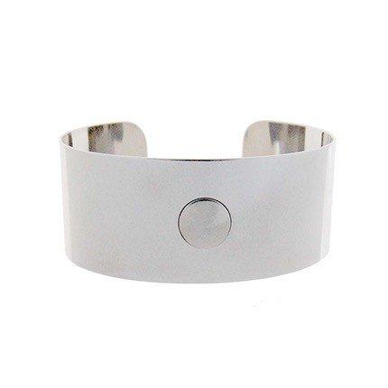 Bracelet Steel Cuff Small