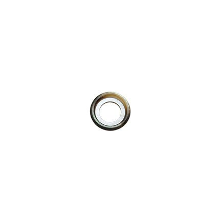 14mm Rounded Tahitian Pearl Disc