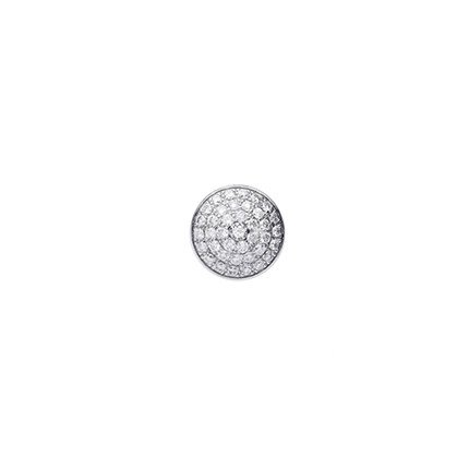 10mm Pave Diamond Centerpiece