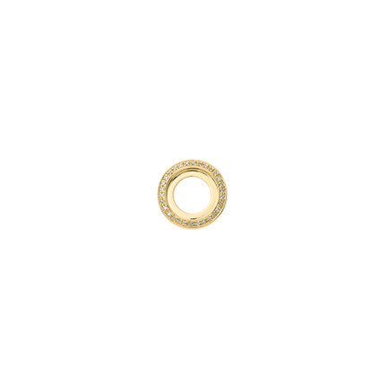 14mm Gold Diamond Disc