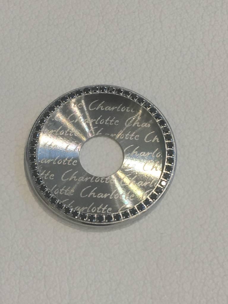 24mm Black Diamond Disc