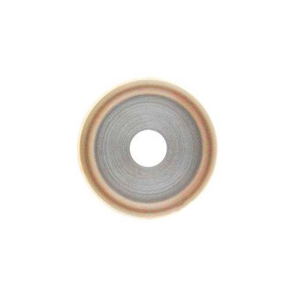 28mm Rounded Rose Gold Disc