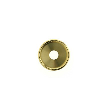 24mm Gold Plated Disc