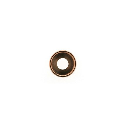 17mm Rose Gold Disc