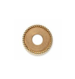 SPHERIC CIRCLES-Yellow Gold 28mm