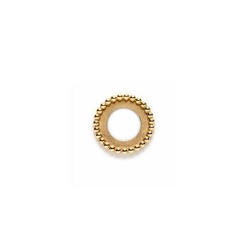 SPHERIC CIRCLES-Yellow Gold 14mm