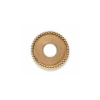 SPHERIC CIRCLES-Yellow Gold 28mm
