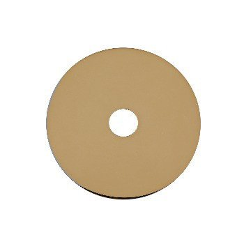 Disco Gold Plated 40mm polished/frosted
