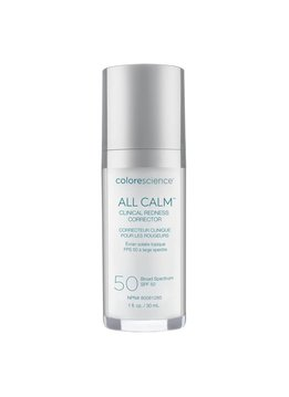 Colorescience ALL CALM® Clinical Redness Corrector SPF 50 (30 ml/ 1 fl oz.)