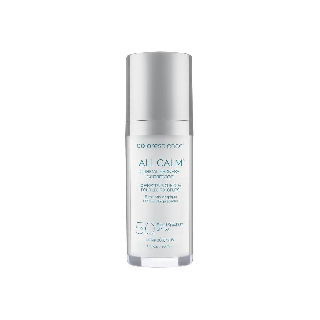 Colorescience ALL CALM®Clinical Redness Corrector SPF 50 (30 ml/ 1 fl oz.)