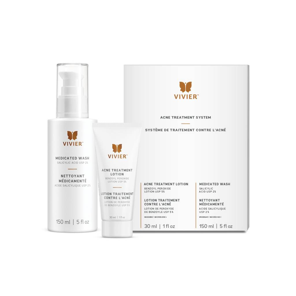 Vivier Acne Treatment System