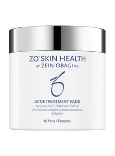 ZO® SKIN HEALTH Acne Control Pads (Formerly Cebatrol Acne Solution & Cleansing Pads) - 60 pads