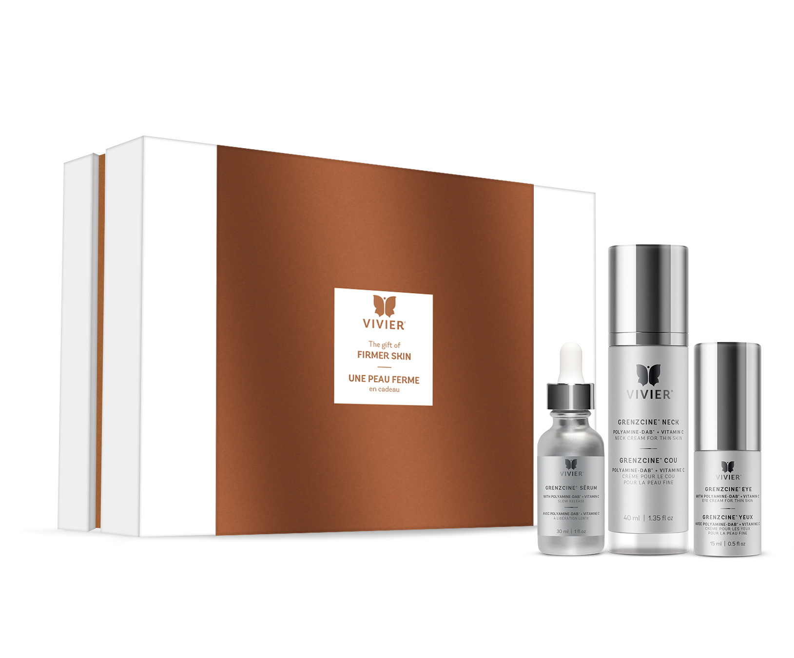 Vivier Holiday Gift Set Limited Edition - Firmer Skin