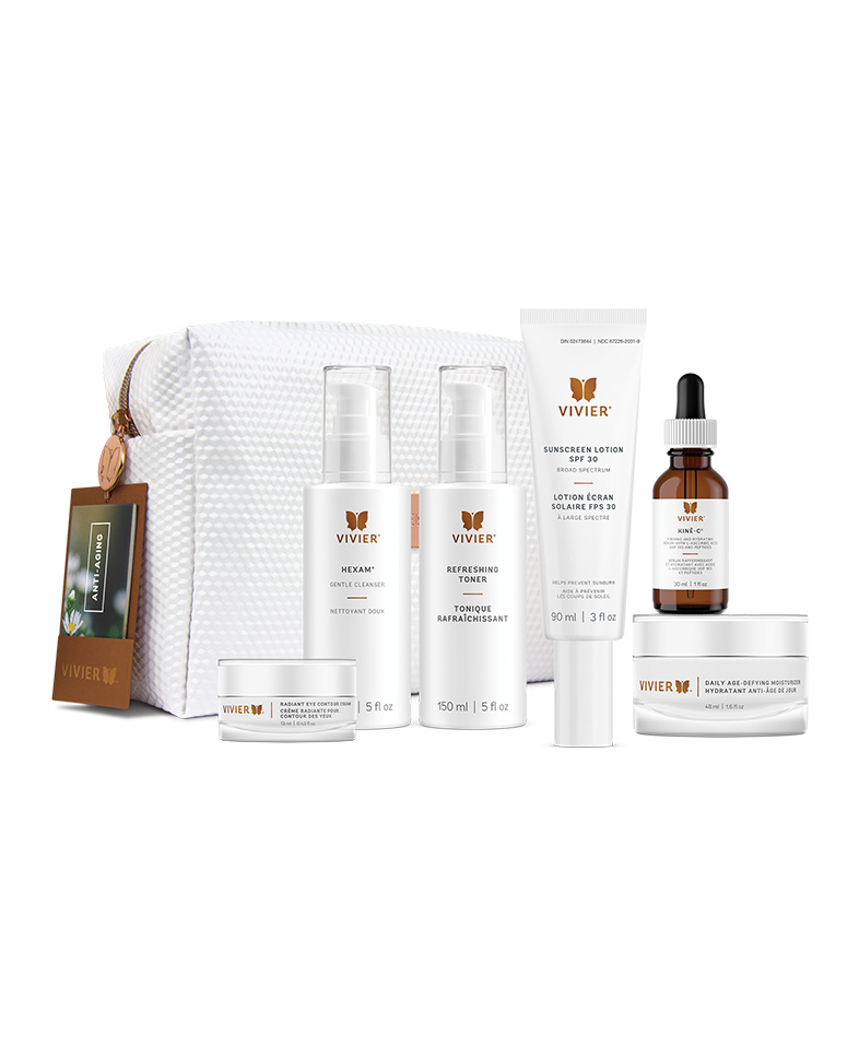 Vivier Signature Program Anti-Aging System
