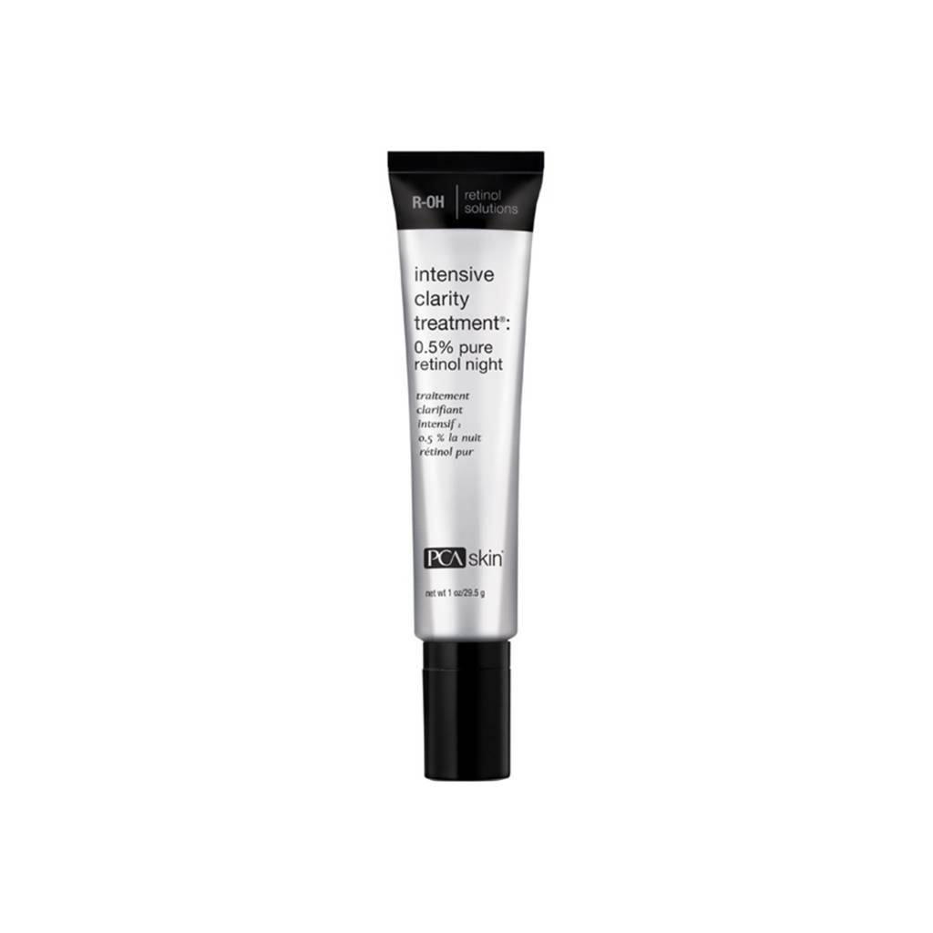 PCA Skin Intensive Clarity Treatment 0.5% Pure Retinol Night (1 oz / 29.5 g )