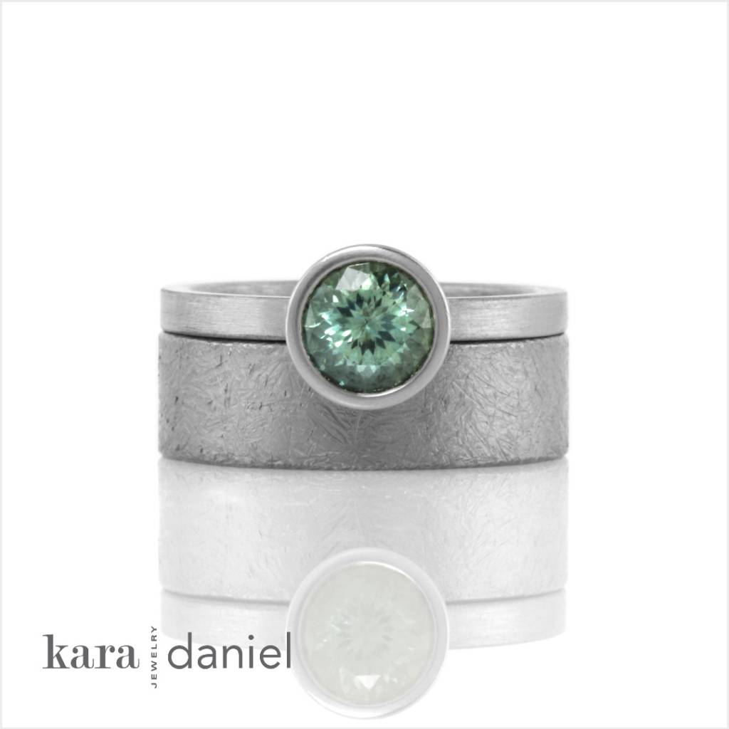 montana sapphire wedding & engagement rings