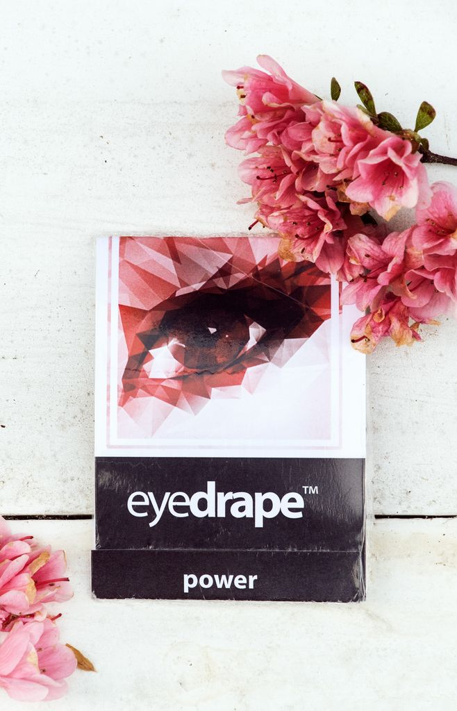 Collection Power Eyedrape