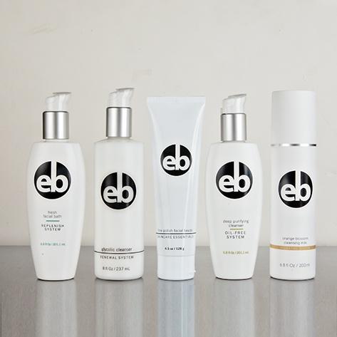eb Fine Polish Exfoliating Wash: All Skins