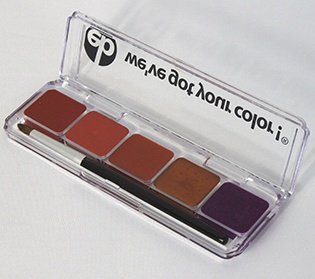 Autumn [Orange] Pure Autumn Lip Palette