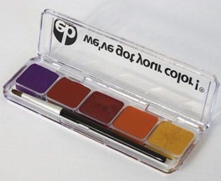Autumn [Orange] Vivid Autumn Lip Palette