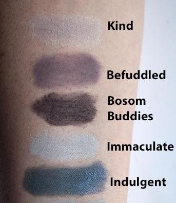 Summer [Blue] Bosom Buddies