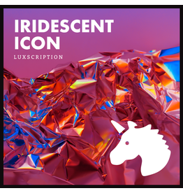 Collection Iridescent Icons Luxscription