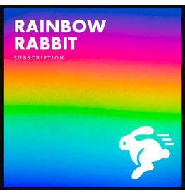 Collection Rainbow Rabbit Subscription