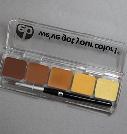 Spring [Yellow] Strength 21 Lip Palette