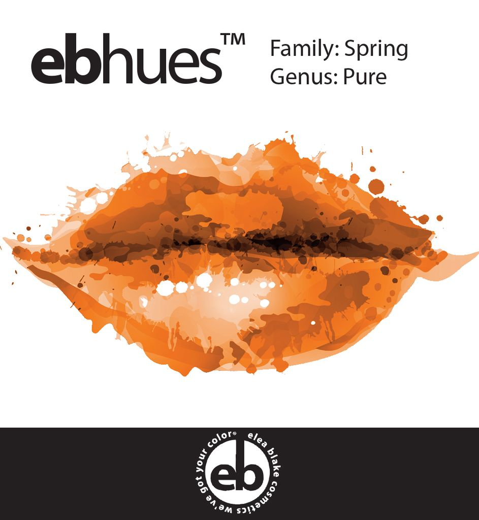 Spring [Yellow] Pure Spring Lip Palette