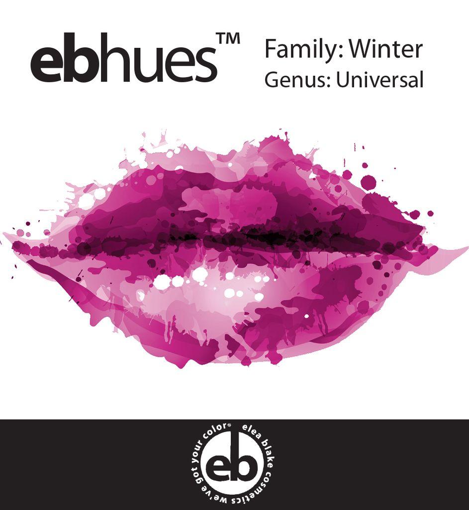 Winter [Red] Universal Winter Lip Palette