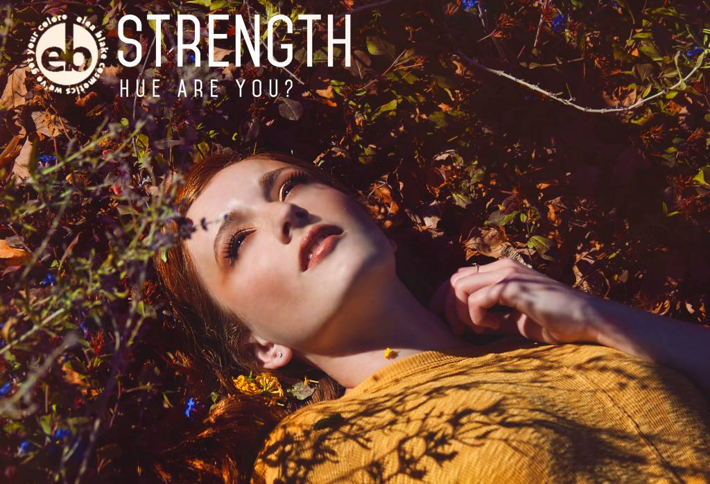 Strength – Get The Look
