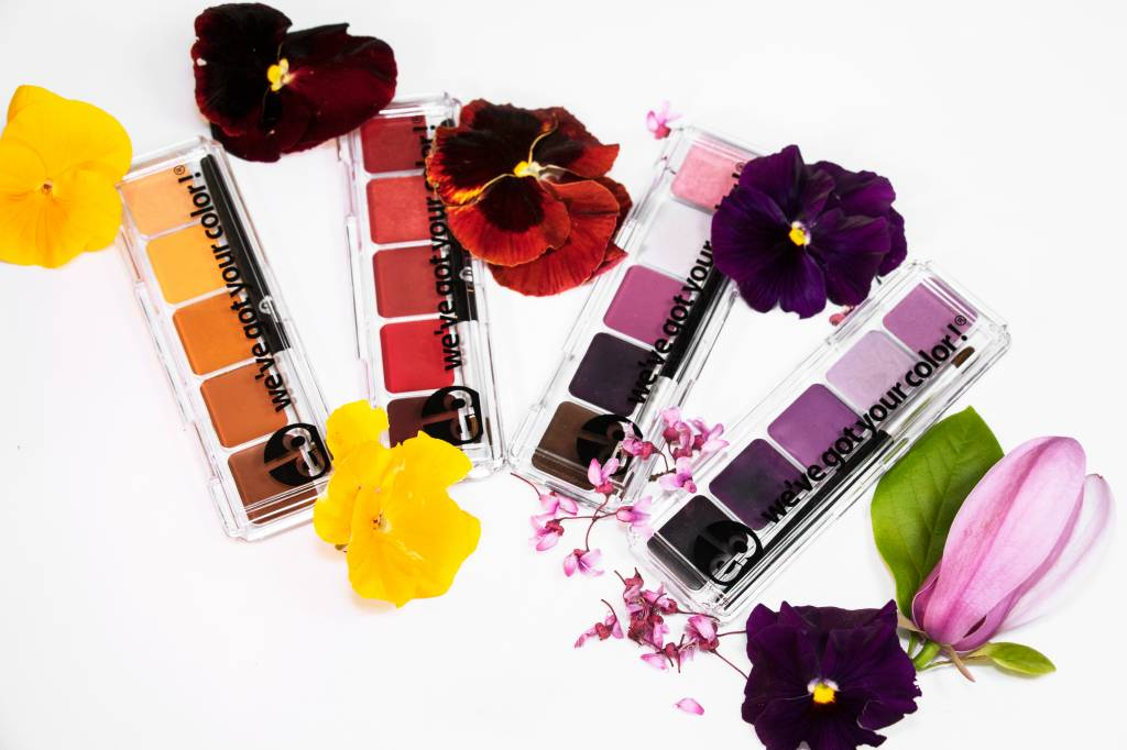 NEW Ebhues Palettes