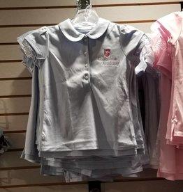 Lands End Lands End Short Sleeve Girls Polo